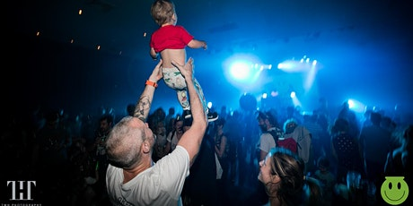 Big Fish Little Fish WOLVERHAMPTON Family Rave Launch Party tickets