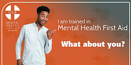 Mental Health First Aid for Adults tickets