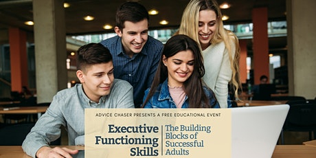Executive Functioning Skills: The Building Blocks of Successful Adults tickets