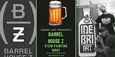 Beer Mug Painting at Barrel House Z tickets
