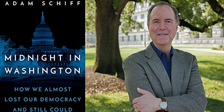 Midnight in Washington with Honorable Adam Schiff and Preet Bharara tickets
