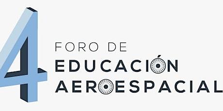 FAMEX 2021- 4TO. FORO DE EDUCACIÓN AEROESPACIAL entradas