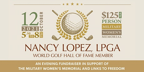Evening Fundraiser with Nancy Lopez tickets