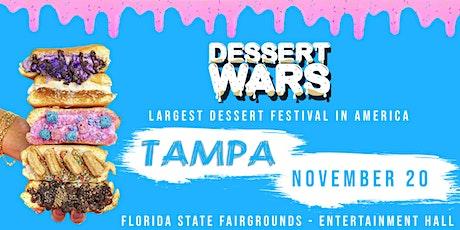 Dessert Wars Tampa tickets