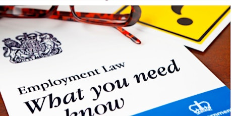 Employment Law Matters for SMEs tickets