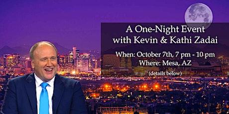 One Night Event in Mesa, AZ tickets