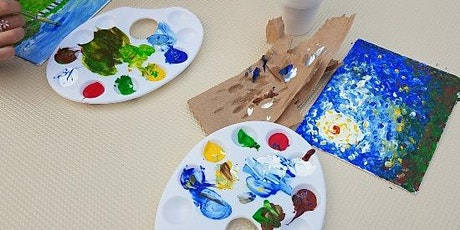 Picnic and Paint at Alfred E. Smith Turf Field tickets