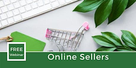 N.C. Online Sellers Tax Info tickets