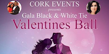 Valentines Ball - Gala Black & White Tie  2022 tickets