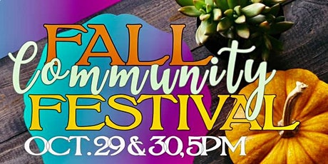 FALL COMMUNITY FESTIVAL tickets