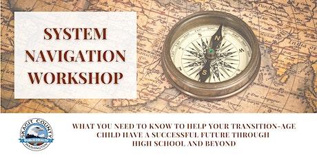 System Navigation Workshop tickets