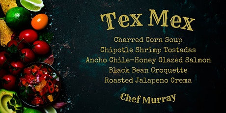 Out on the Range: Tex Mex   @ 1909 Culinary Academy - October 12 tickets
