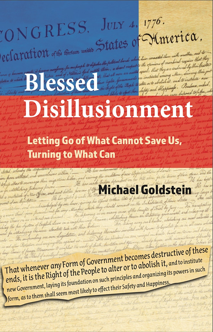Blessed Disillusionment Book Launch Party image