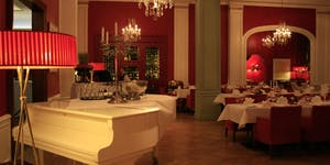 Weinmenü im Restaurant Weinrot/ Eröffnungsdinner