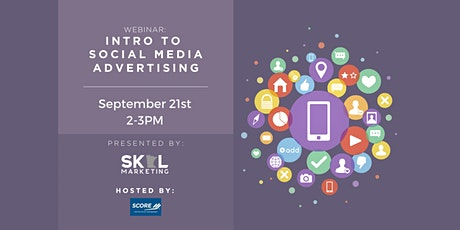 Introduction to Social Media Advertising tickets