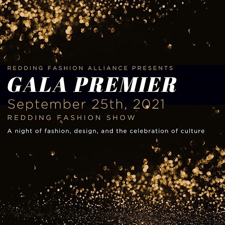 2021 Fashion Show Gala Premier by Redding Fashion Alliance image