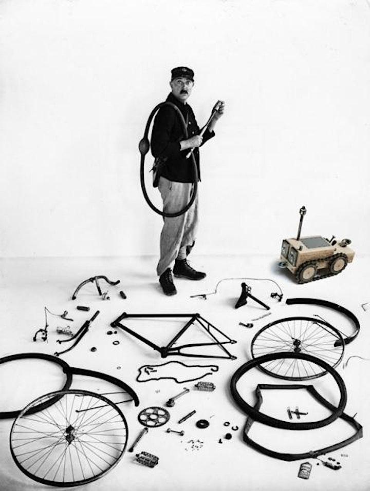 Immagine GIOCLETTE. Prove di costruzione di giocattoli da pezzi di bicicletta!!!