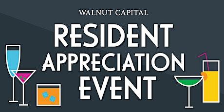 Resident Appreciation Event tickets