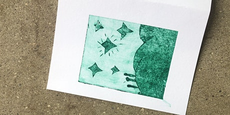 Printing workshop: Make your own Christmas cards tickets