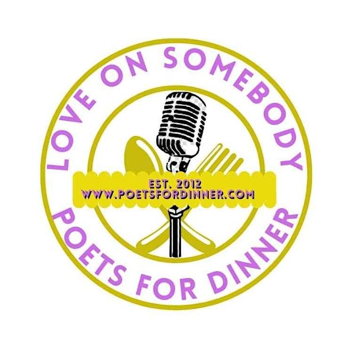 Poets For Dinner Special September image