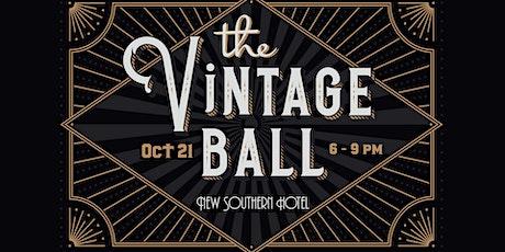 Vintage Ball tickets
