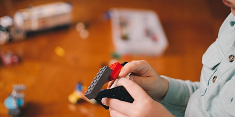 The Big Build: Family Fun with Lego tickets