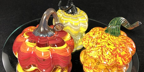 Pumpkins are even riper and Hotter Fun to make! Make one with GAI@CCIC tickets