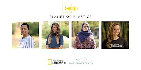 Planet or Plastic Opening With Sea to Source Expedition Leaders (In Person) tickets