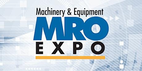 MRO Expo Moncton 2022 tickets