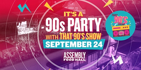 That 90s Show on the Skydeck at Assembly Hall tickets
