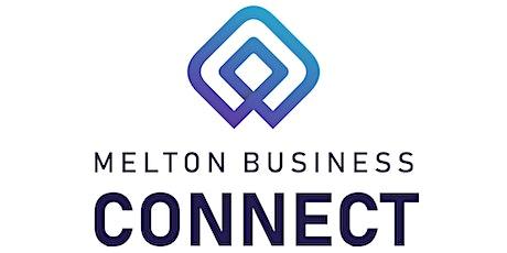 Melton Business Connect billets