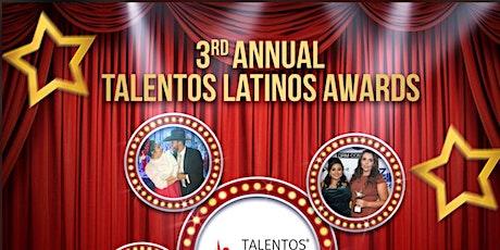 2021 Talentos Latinos Awards tickets