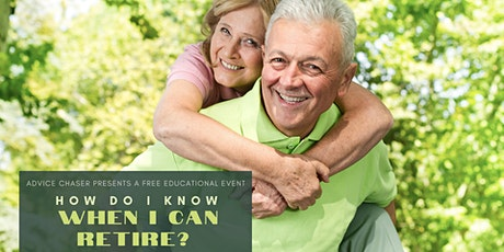How Do I Know When I Can Retire? tickets