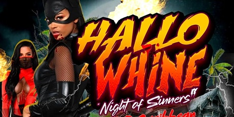 Hallowhine: Night of Sinners tickets
