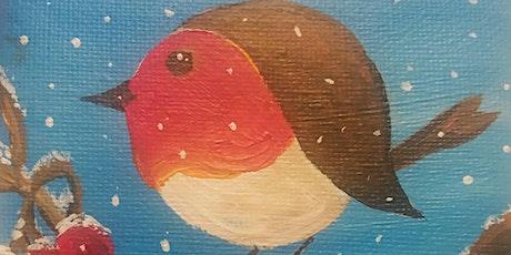 11/12/2021 Junior Instant Masterpiece Painting - Porton (SP4 0LB) tickets