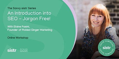 An Introduction to SEO (Search Engine Optimisation) - Jargon Free! tickets