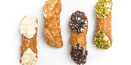 Hands on baking class : Cannoli tickets
