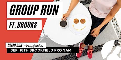 Brooks Demo Flapjack Fun Run - Brookfield PRO tickets