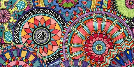 Relaxing Mandala PAINT Night @ Chapter One Books tickets