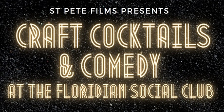 Craft Cocktails & Comedy tickets