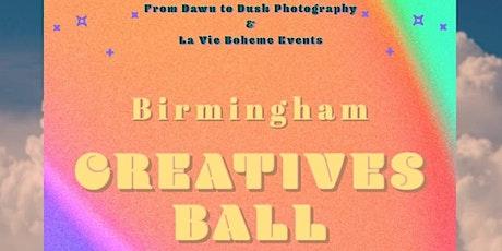 Birmingham Creatives Ball tickets