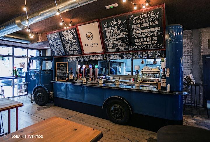Imagen de Cata de croquetas en Restaurante El Jefe Traveling Food-Loraine Eventos