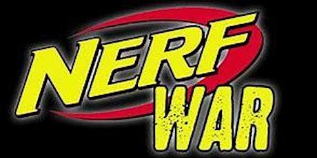 Nerf War tickets