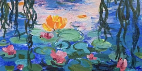 Learn to paint! Monet's Water Lillies. tickets