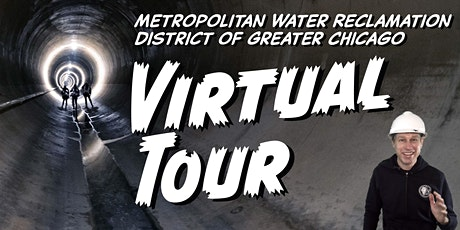 Metropolitan Water Reclamation District of Greater Chicago Virtual Tour tickets