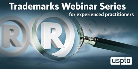 Overview of the USPTO's trademark register protection initiatives tickets