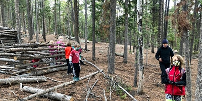Forest School – Mondays Oct. 25- Nov. 22