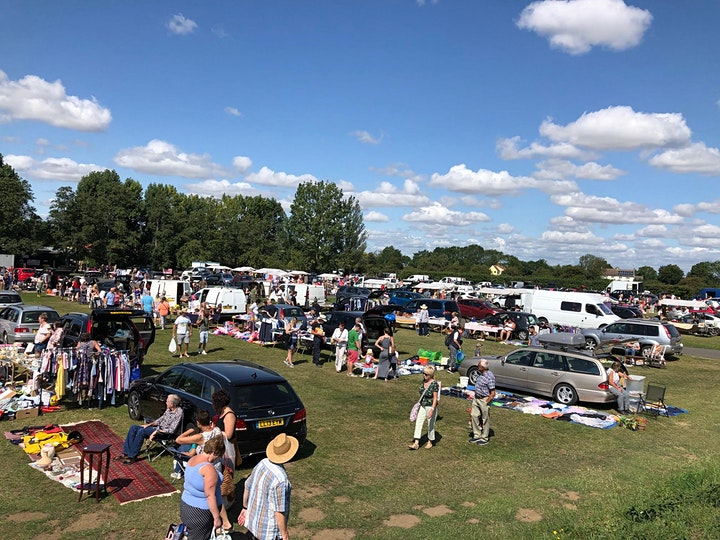 Stonhm Barns Sunday Car Boot and Barnfest Country Music Festival image