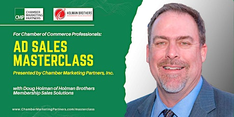 Chamber Ad Sales Masterclass - Session 1 tickets