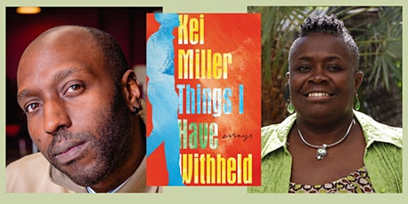 ThingsI Have Withheld: An Eveningwith Kei Miller and Patricia Saunders tickets